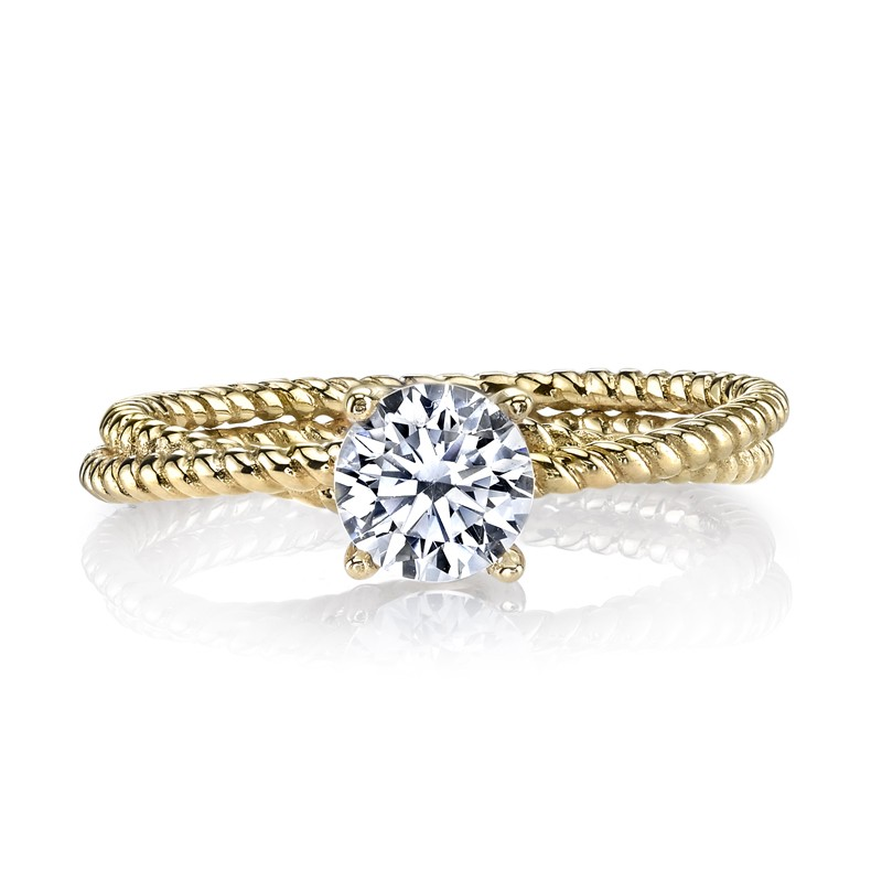 MARS 26521 Solitaire Engagement Ring