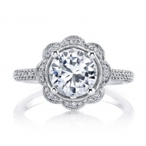 MARS 25255  Diamond Engagement Ring 0.47 Ctw.