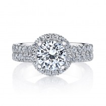 MARS 26356 Diamond Engagement Ring 1.70 Ctw.