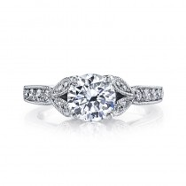 MARS 26700 Diamond Engagement Ring 0.28 Ctw.