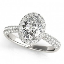 Engagement Ring 51011-E-7.5X5.5