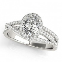 Engagement Ring 51019-E-7.5X5.5