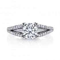 MARS R293 Diamond Engagement Ring, 0.35 Ctw.