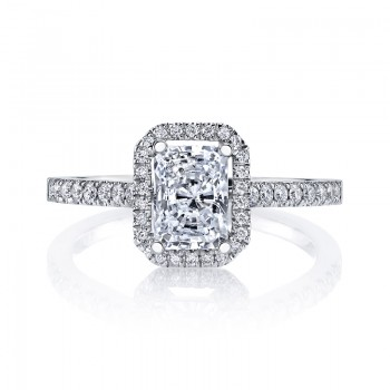 MARS 26500 Diamond Engagement Ring 0.25 Ctw.