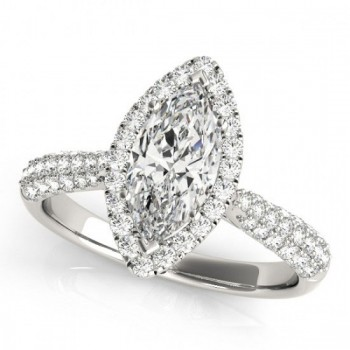 Engagement Ring 51015-E-10X5