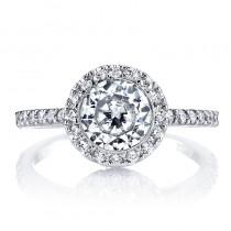 MARS 13813 Diamond Engagement Ring 0.34 Ctw.