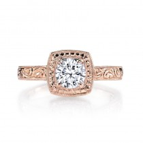 MARS 14762HE Solitaire Engagement Ring