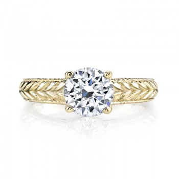 MARS 14336HE Solitaire Engagement Ring